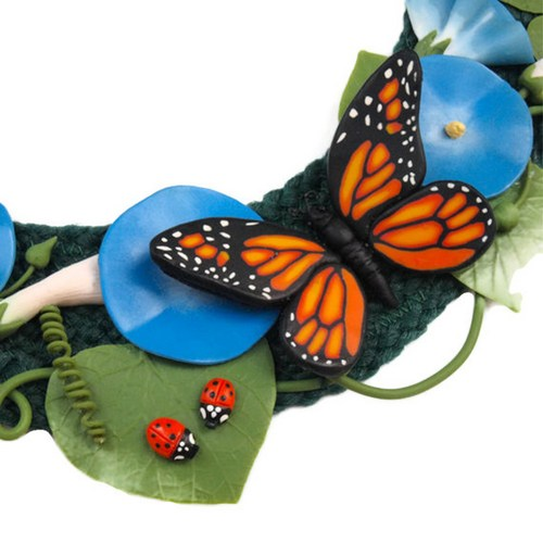 monarch_butterfly_necklace_blue_morning_glory_ladybug_original_design_baaad74d