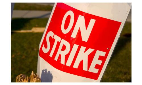 When Mom Went on Strike